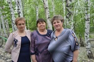 Алла Полуцкая, Татьяна Маркова, Ирина Кехтер