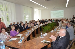 заседание ученого совета 2