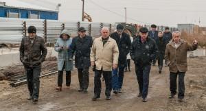Визит на животноводческий комплекс ООО «Толмачевское» 2